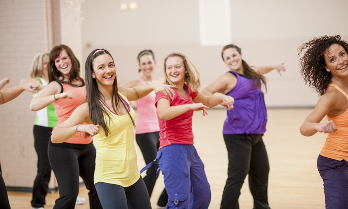 O Fit Wordt O ZUMBA