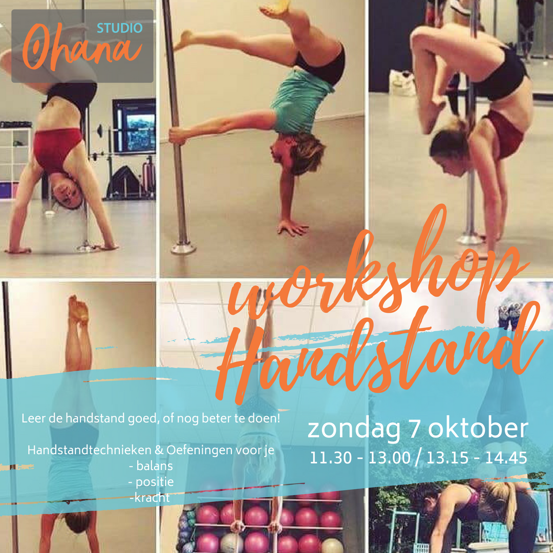 Workshop Handstand